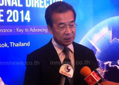 เกริกไกรเชื่อEUไม่ตัดความสัมพันธ์การค้ากับไทย