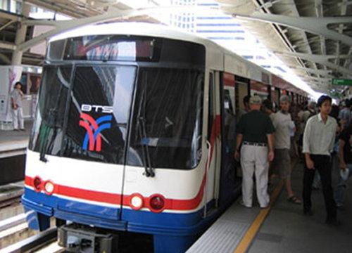 สนข.เล็งนำรถไฟฟ้า-ทางด่วนนำร่องตั๋วร่วม