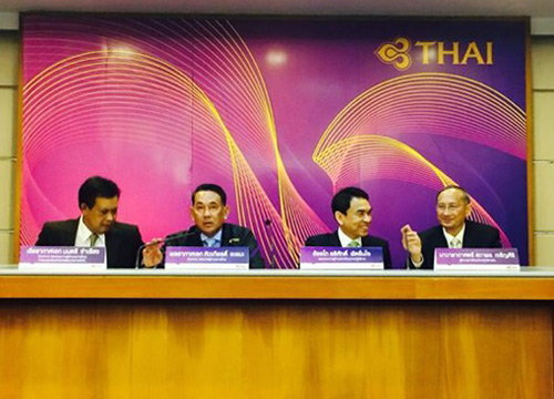 บินไทยแจงนักบินลาออก200คนเป็นตัวเลขรวม5ปี