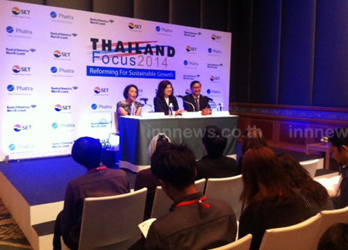 ธนาคารแห่งอเมริกาชี้นักลงทุนเข้าใจปฏิรูปไทย