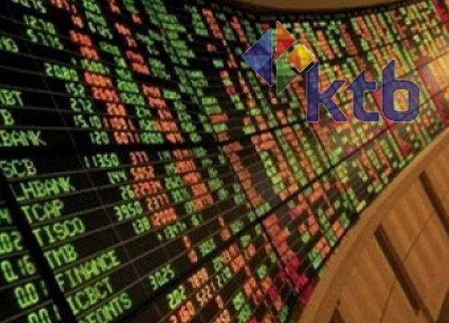 หุ้นไทยเปิดตลาดปรับตัวเพิ่มขึ้น 2.96 จุด