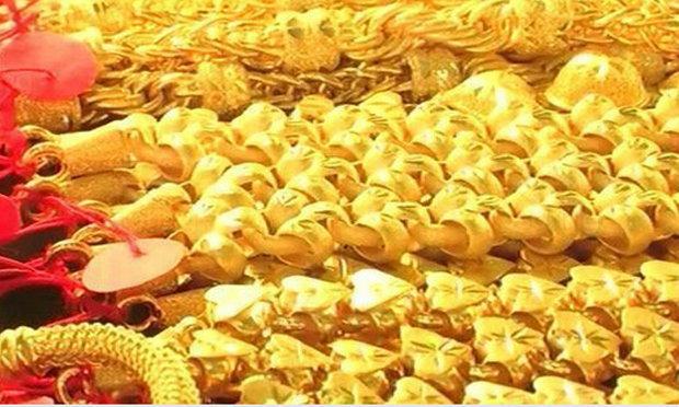 ราคาทองคำเปิดตลาดเช้าราคาปรับลง 200 บาท