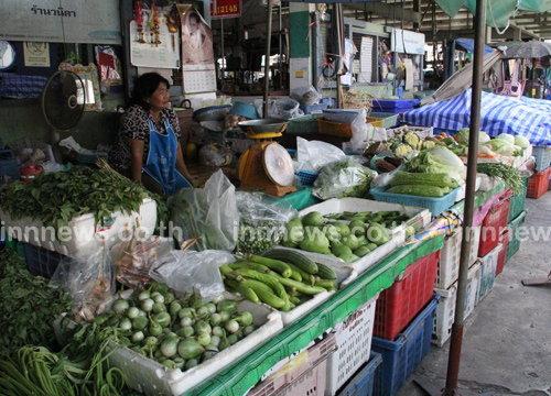กรมการค้าภายใน ยอมรับผักสดราคาแพงขึ้น