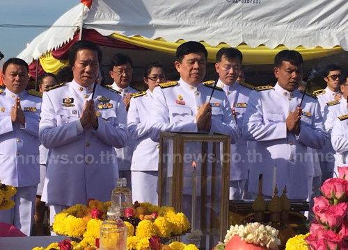 พล.อ.สุรศักดิ์ ร่วมงานวันรัฐวิสาหกิจไทย