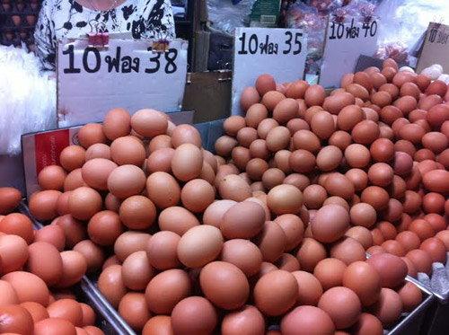 พณ. แจ้งราคาสินค้า-ไข่ไก่ขึ้นอีก20สต./ฟอง