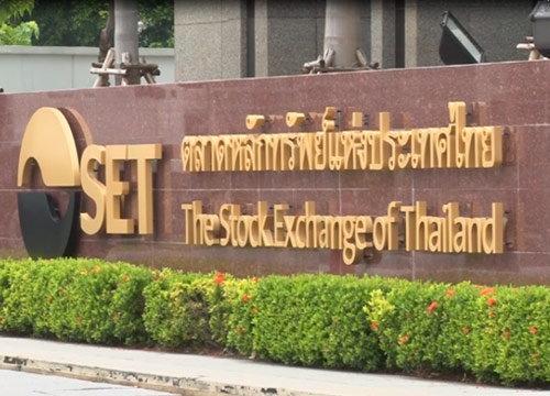 หุ้นไทยเปิดตลาดปรับตัวลดลง4.54จุด
