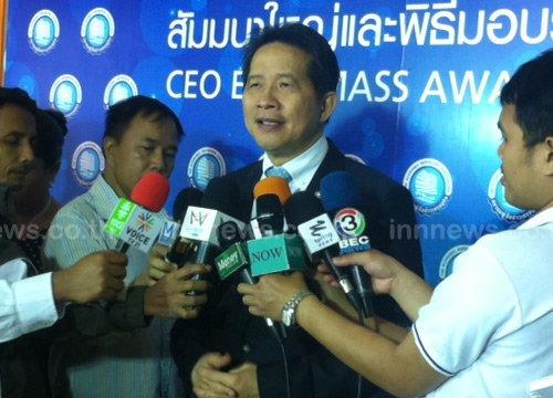 ประธานส.อ.ท.เชื่อเศรษฐกิจไทยปี58ดีขึ้น