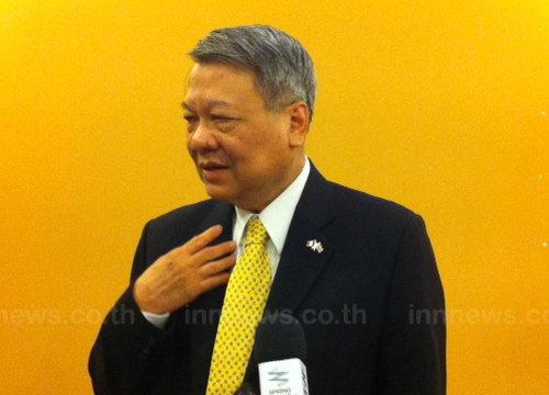 รมว.อุตฯเผยเอกชนหวังไทยตั้งศูนย์ทดสอบยางล้อ