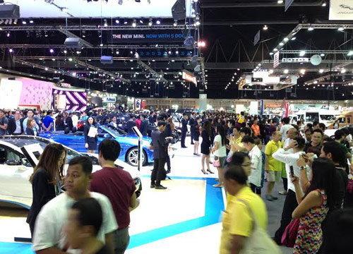 งาน Motor Expo ครั้งที่ 31 คึกคัก!
