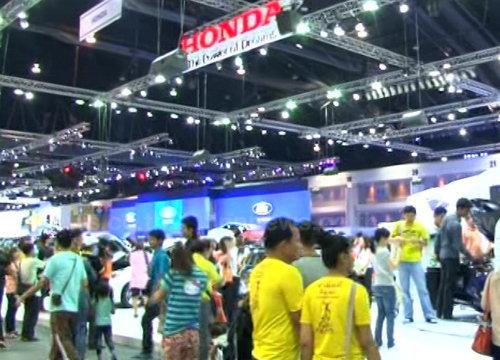 Motor Expo คึกเข้าชมงานแล้วกว่า 9 แสนคน