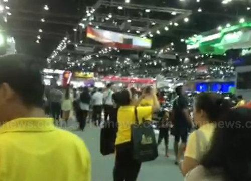 MOTOR EXPO วันสุดทัาย ช่วงบ่ายคึกคัก