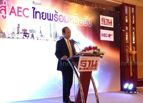 สมหมาย ชี้หุ้นไทยตกตามตลาดโลก
