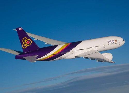 บินไทยรับรางวัลบริการชั้นประหยัดยอดเยี่ยม