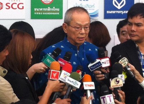 หอการค้าไทย คาด ส่งออกปีหน้าโต 3.5%