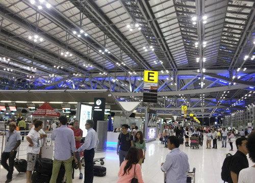 สุวรรณภูมิ แนะ เผื่อเวลาถึงสนามบิน 3 ชม.