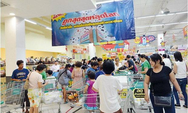"""กระตุ้นสุดฤทธิ์! ดึงห้าง""""จัดไทยแลนด์แกรนด์เซล""""ลดกระหน่ำแฟชั่นเหมือนฮ่องกง"""