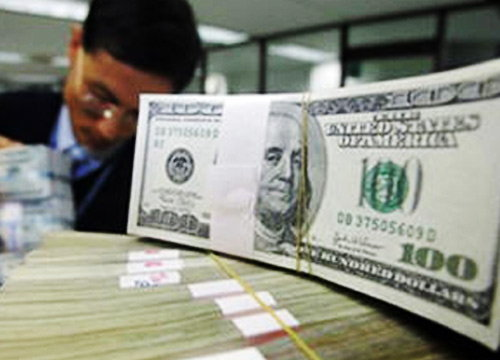อัตราแลกเปลี่ยนวันนี้ขาย33.06บ./ดอลลาร์