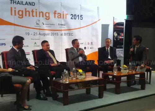 PEA จัดงาน Thailand Lighting Fair 2015