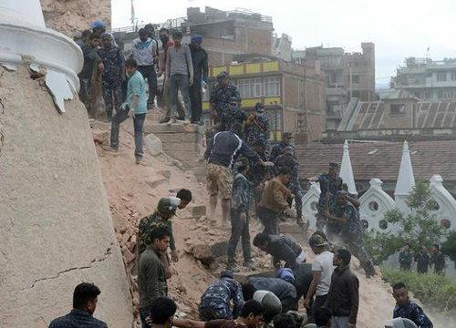 อุตฯชี้เนปาลแผ่นดินไหวไม่กระทบท่องเที่ยว