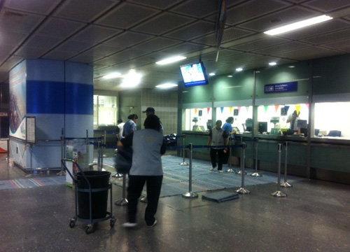 MRTเตรียมรับมือคนเล่นน้ำงานสงกรานต์สีลมวันสุดท้าย