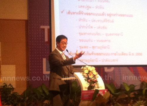 หม่อมอุ๋ยเดินหน้าไทยเป็นTrading Nation