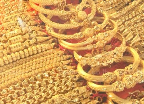 ทองคำเปิดตลาดรูปพรรณขายออก19,150บ.