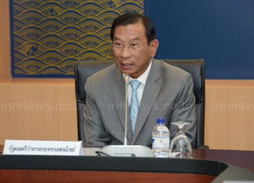 พาณิชย์เผยไทย-จีนร่วมผลักดันการค้าข้าว