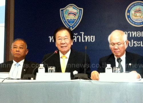 หอการค้าไทยเชื่อเศรษฐกิจไทยฟื้นชัดช่วงไตรมาส3
