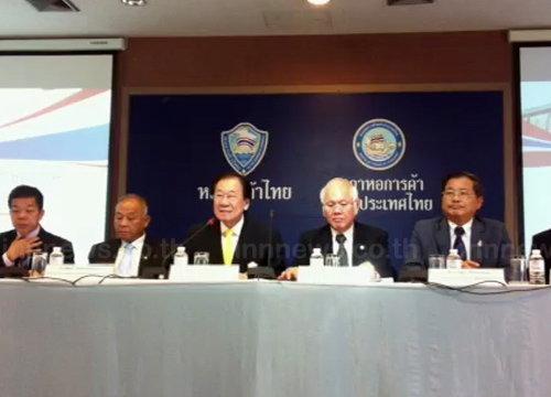 หอการค้าไทยมั่นใจศก.ปีนี้โตได้3.5%ตามเป้า