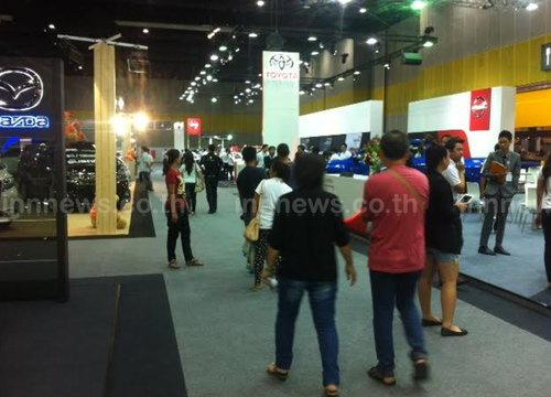 ปชช.ทยอยร่วม Fast Auto Show Thailand