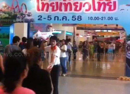 งานไทยเที่ยวไทยวันสุดท้ายคึกคัก