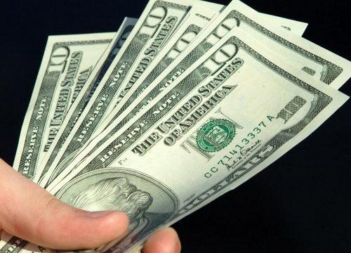 อัตราแลกเปลี่ยนวันนี้ขาย34.45บาท/ดอลลาร์