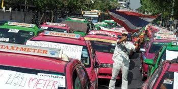 ปรับค่าแท็กซี่ตั้งแต่ก.ม.แรก เริ่มต้น 35 บาทคงเดิม