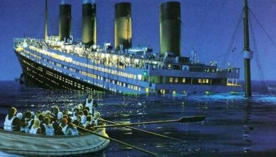 เมนูเด็ดเรือไททานิค ราคาประมูล 3.6 ล้าน