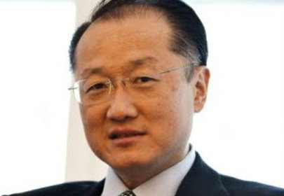 จิม ยอง คิม ประธานธนาคารโลกคนใหม่