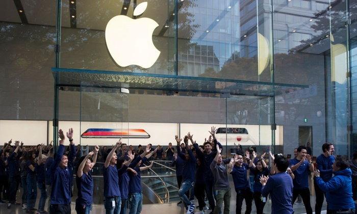 ผลประกอบการไตรมาส 4 Apple ไปได้สวย -ยอดขาย iPhone ทะลุ 46.6 ล้านเครื่อง