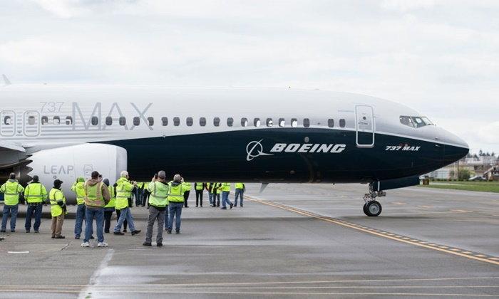 โบอิ้งบรรลุข้อตกลงขายเครื่องบิน 300 ลำให้กับจีน