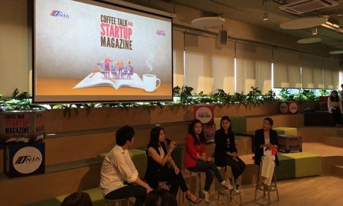 สนช. เปิดตัว นิตยสารสตาร์ทอัพ ดึงคนดังด้านเทคฯ ร่วมปล่อยไอเดียสุดปังทั่วไทย