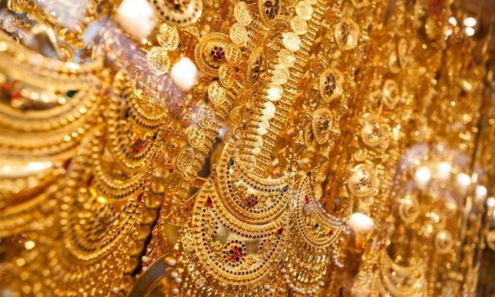 ราคาทองลดลง 50 บาท ทองรูปพรรณขายออกบาทละ 21,300 บาท ขายทองก็ยังรวยอยู่