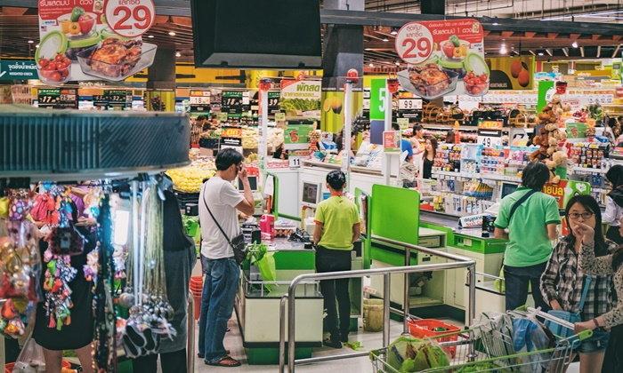 คะแนนด้านสังคมของซูเปอร์มาร์เก็ตไทยยังต่ำ เน้นทำ CSR มากกว่าปรับนโยบาย