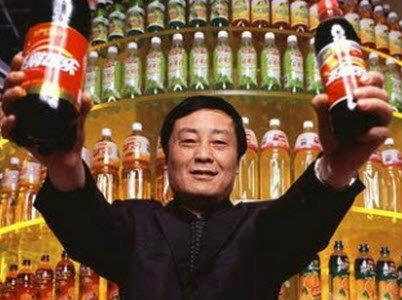เจ้าพ่อธุรกิจเครื่องดื่ม กลับมาครองแชมป์รวยที่สุดในจีน
