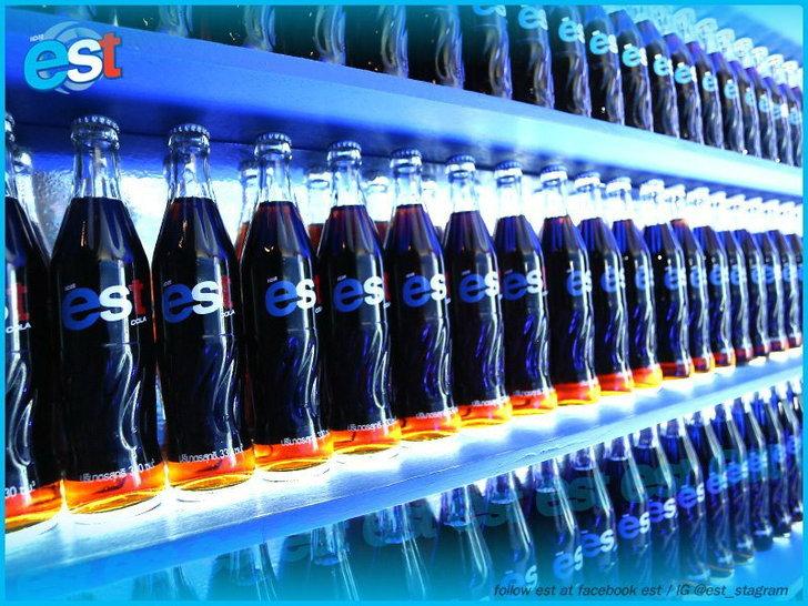 แทบไม่เชื่อ est cola แซงหน้า pepsi