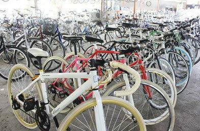 พาชม BB Bike แหล่งใหญ่ ธุรกิจขายปลีก-ส่ง จักรยานญี่ปุ่นมือสอง