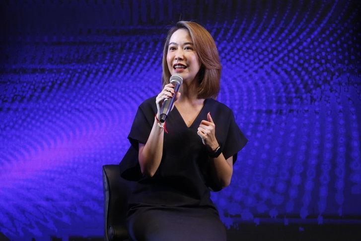 กนกพร ปรัชญาเศรษฐ Country Manager, WeTV Thailand