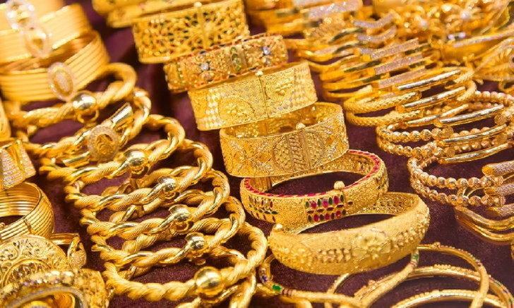 ราคาทองวันนี้ 14 ตุลา เปิดตลาด ทองลงแรงมาก 350 บาท