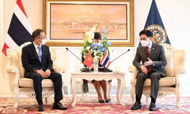 """""""พาณิชย์"""" ขอเวียดนามผ่อนคลายนำเข้ายา-น้ำตาล-หมูจากไทย หลังเจอภาษี 51%"""