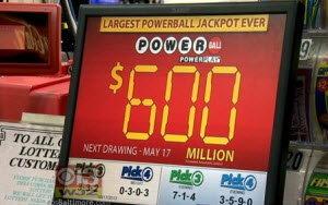 """แตกแล้ว! แจ็กพ็อตลอตโต้""""พาวเวอร์บอล""""สหรัฐ 17,700 ล้าน พบผู้ชนะรายเดียวใน""""ฟลอริดา"""""""