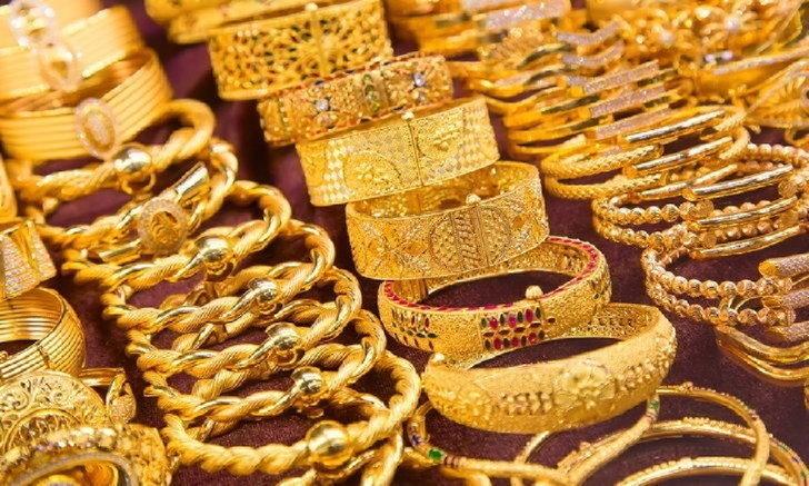 ราคาทองวันนี้ 22/1/64 ครั้งที่ 1 ลดลง 50 บาท ทองรูปพรรณขายออกบาทละ 26,950 บาท