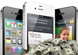 iPhone ขึ้นแท่น ธุรกิจโกยกำไรสูงสุดในโลก