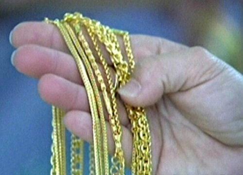 ราคาทองคำรูปพรรณขายออก 21,650 บาท